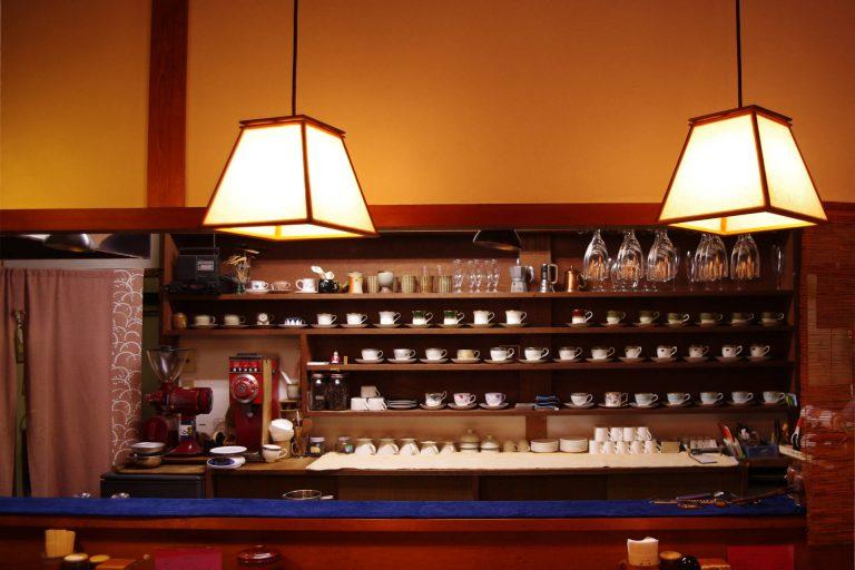 ギャラリー喫茶竹の子