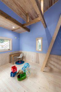 自然素材の家野坂建設11