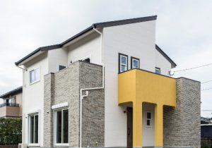 自然素材の家野坂建設1