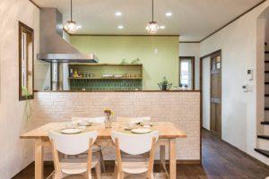 自然素材の家野坂建設3