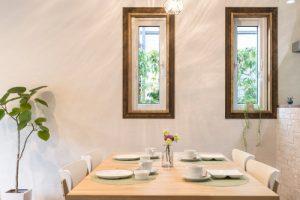 自然素材の家野坂建設4