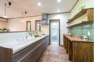 自然素材の家野坂建設5