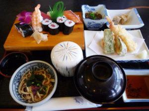 魚ごころ寿司定食1