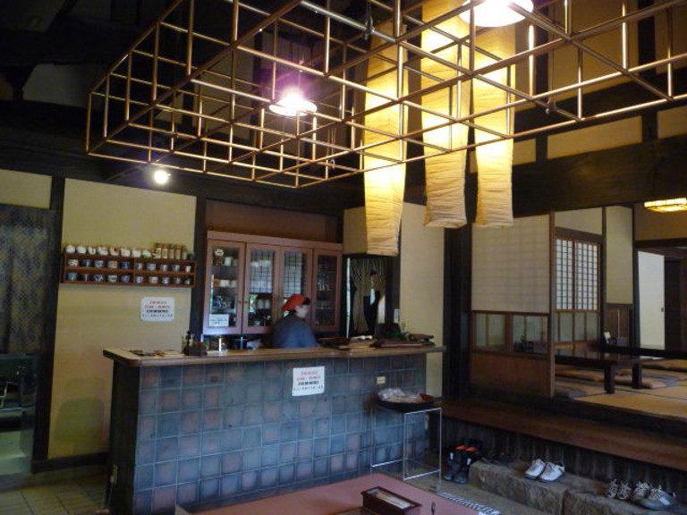 神社そば 村の下