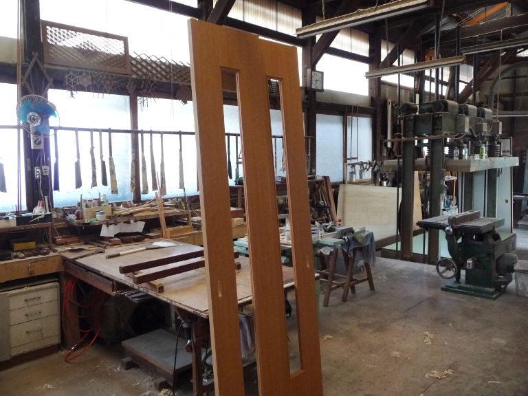 木造建具なら (有)加来建具製作所