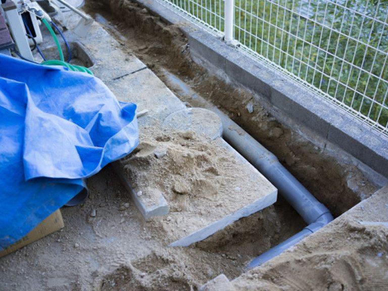 水巻町の排水設備指定工事店 いわもと設備