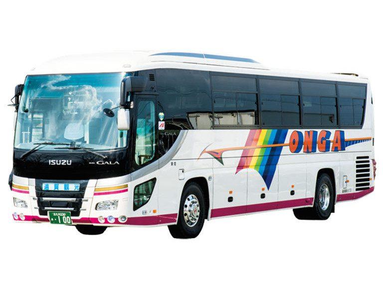 義理と人情の愛路線 (有)遠賀観光バス