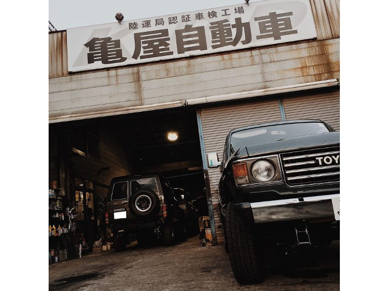 福岡のKRD 亀屋自動車