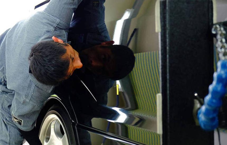 特殊自動車外板修理工法【デントリペア スピリット】
